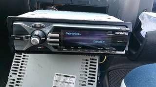 Продам классную автомагнитолу Sony mex bt5100 практически новую