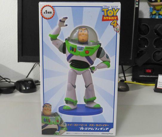 Figura Toy Story 4 Buzz Lightyear Premium SEGA 24 CM Nova e Selada