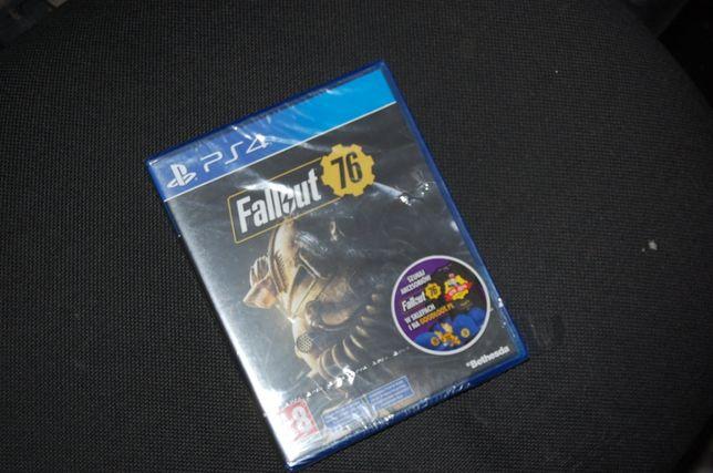 Gra PS4 Fallout 76 PL Nowa Folia!