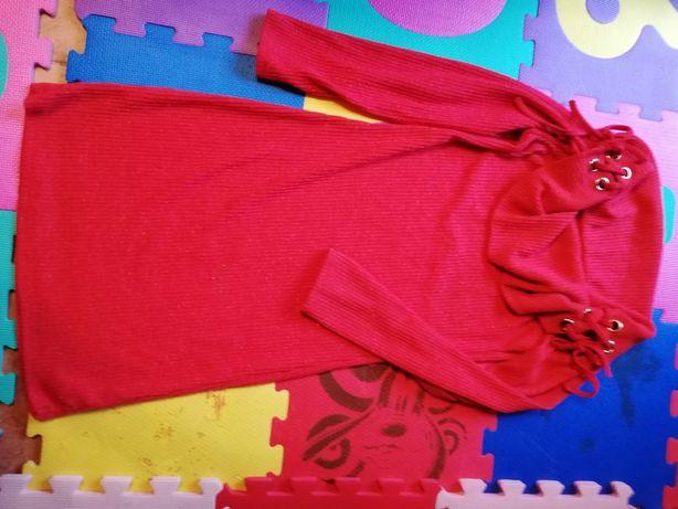 Sukienki sweterkowe