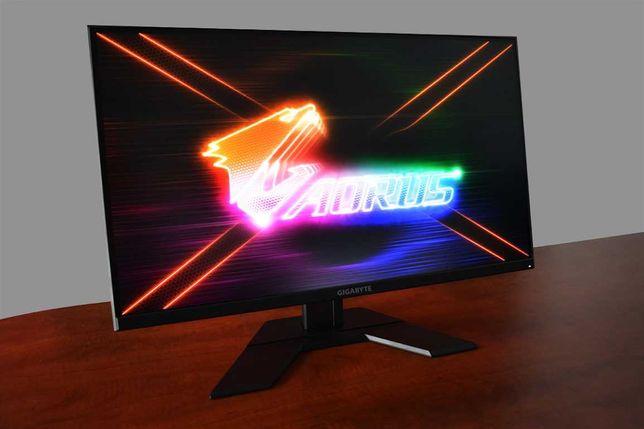 Monitor 27 FHD 144 Hz 1ms Gigabyte G27F gwarancja NOWY