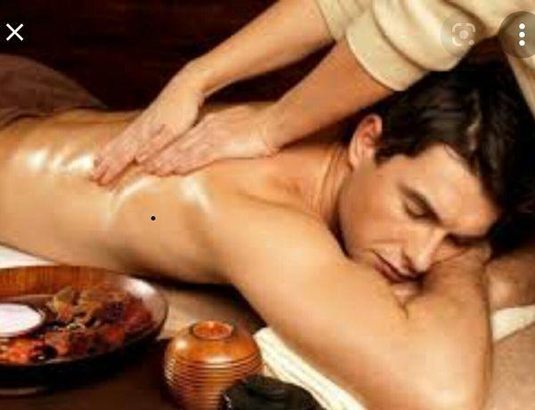 Загальний релакс масаж