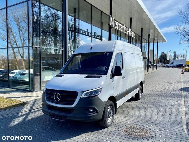 Mercedes-Benz Sprinter  Bogate wyposażenie 316 CDI