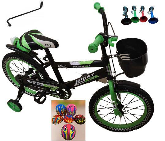 Rowerek Rower dziecięcy 12 BMX MAT TRĄBKA NOWY... NAJTANIEJ
