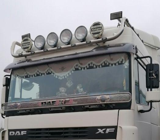 Daf XF95 XF105 orurowanie, oświetlenie górne Tuning