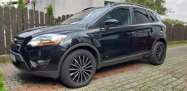 Ford Kuga 2.0 Black