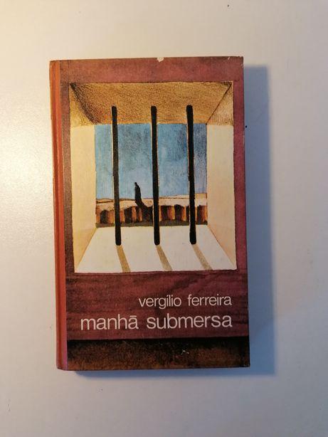 """""""manhã submersa"""" de Vergilio Ferreira"""