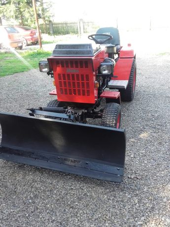 Traktor Komunalny Hako