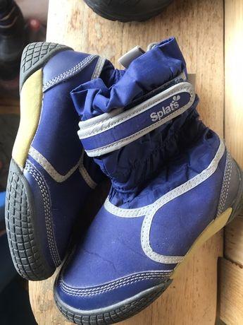 Splats осенин ботинки 26размер
