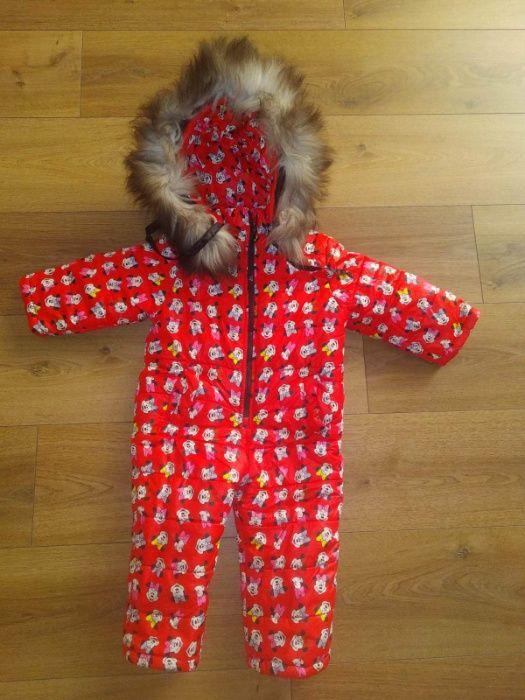Комбінезон дитячий зимовий Полтава - зображення 1