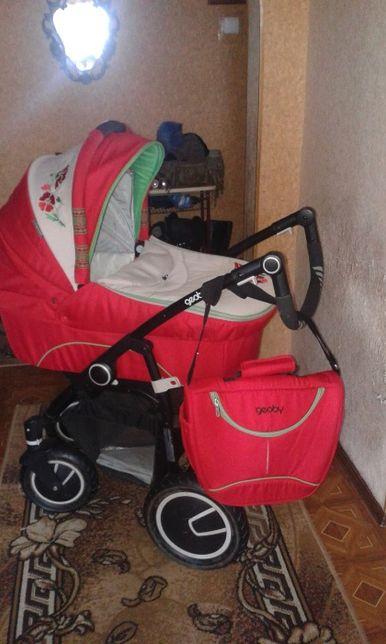 Универсальная детская коляска 2 в 1 Gеoby