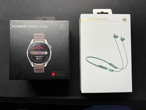 Huawei WATCH 3 Pro + FreeLance Pro Gwarancja !!!
