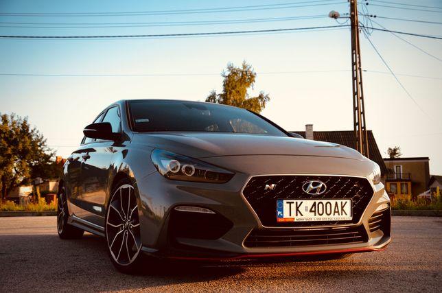 Hyundai i30N Performance - wynajem