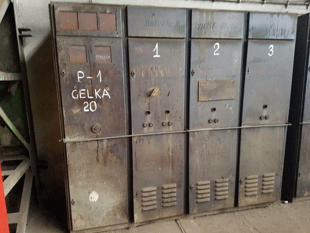 Bateria kondensatorów poz.65