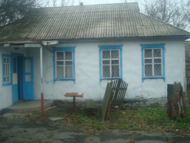 Продам дом в селе Телешовка 80 км от Киева река каскад озер