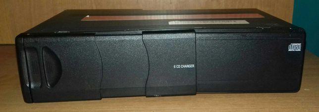 Zmieniarka bmw  na 6 płyt cd