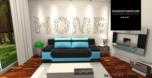 Wersalka sofa kanapa rozkładana łóżko MOLTI mega hit, promocja