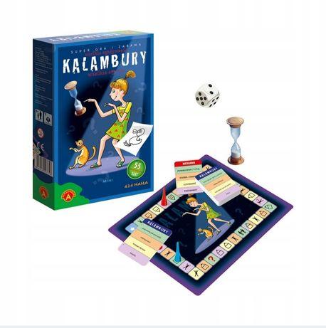 KALAMBURY gra nowa, w folii