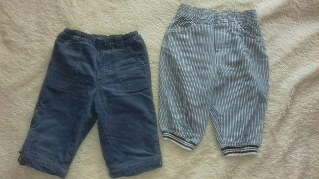 Бриджи шорты штаны детские вельветовые и джинсовые от 1,5 до 3,5 лет