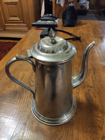 Кофейник серебрение клеймо