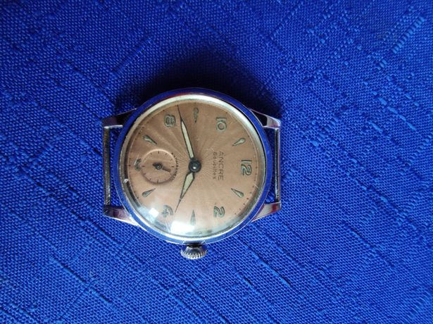 Zegarek art deco Ancre Goupilles.