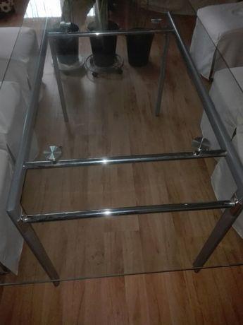 Stół szklany 160/90 nowy