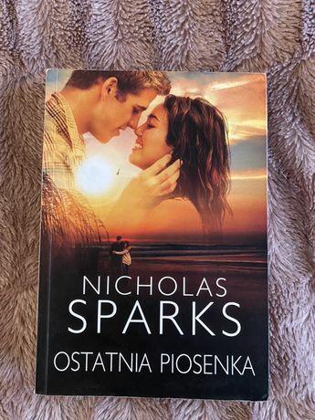 """""""Ostatnia piosenka"""" Nicholas Sparks"""