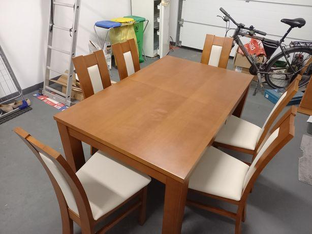 Sprzedam stoł i 6krzeseł