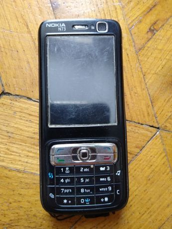 Nokia N73 uszkodzona