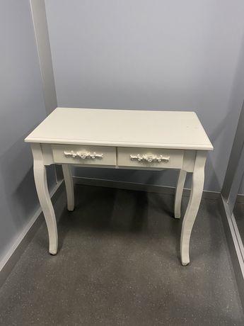 Biała toaletka / biurko