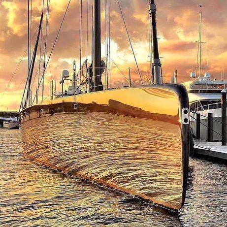 Полировка, необрастайка, ремонт корпуса и покрытия яхт, катеров, лодок