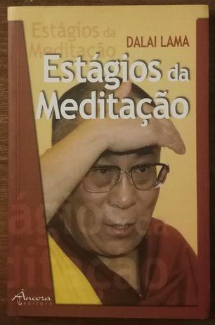 estágios da meditação, dalai lama, âncora