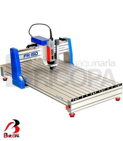 Fresadora CNC CeNeCe FR150 ALARSIS