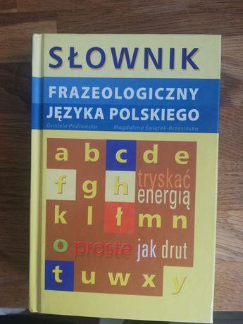Słownik Frazeologiczny Języka Polskiego