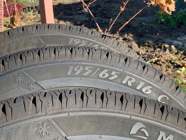 Комплект зимней резины MATADOR 195/65 R16 c