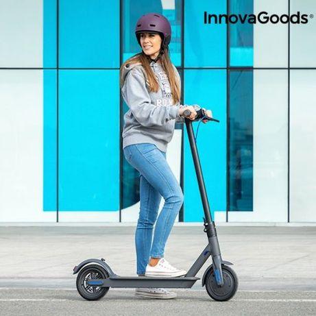 Hulajnogi elektryczne Pro InnovaGoods 7800 czarna