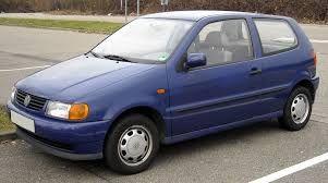 Sprzedam części do VW Polo 6n 1.4 3D 1996r.