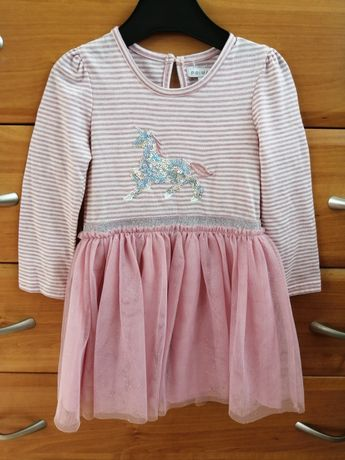 Sprzedam śliczna sukienka PRIMAK 2-3 LATKA, 98cm