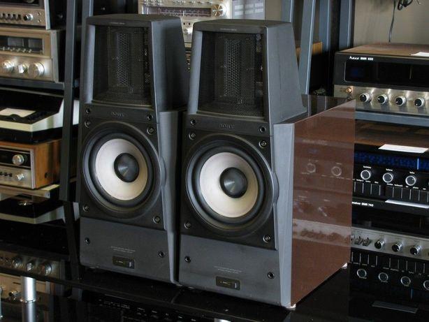 Kolumny głośniki monitory aktywne SONY SA-S1 elektrostatyczne MFB