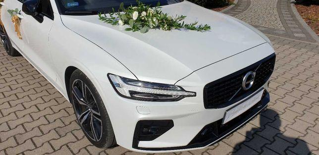 Samochód Auto do Ślubu Volvo S60 R Desing 280KM  Hybryda Łowicz