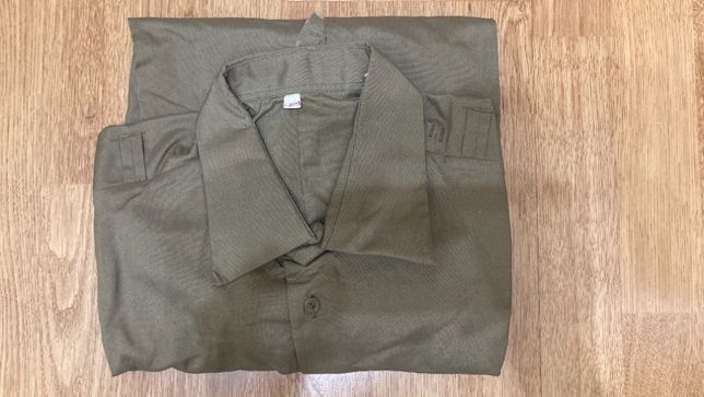 Рубашка офицерская советской армии 85-го года НОВАЯ
