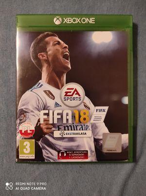FIFA 18 wersja polska STAN IDEALNY