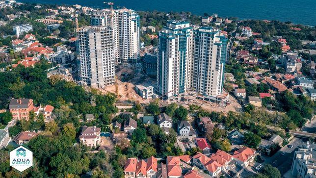 Продаю 1к квартиру 41 кв. м расположенном в курортном районе Одессы