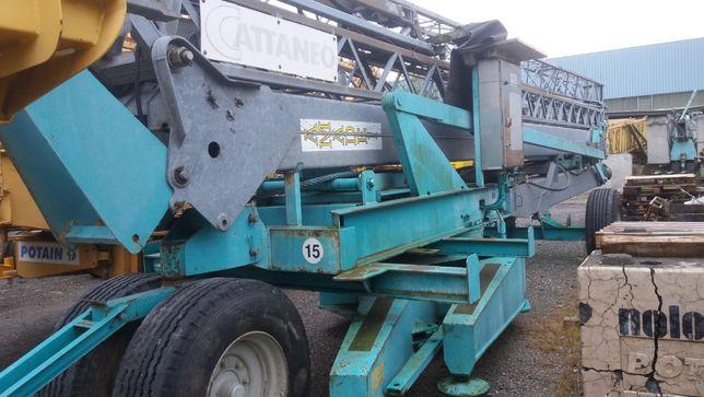 Żuraw budowlany Cattaneo CM 82 hydrauliczny szybkiego montażu