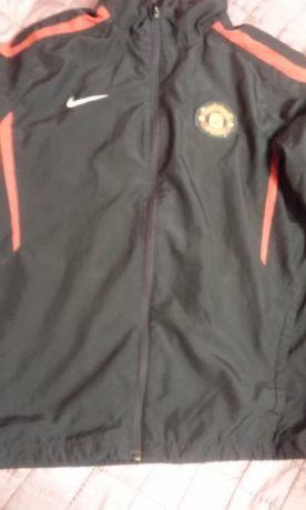 куртка кофта NIKE Манчестер Юнайтед Manchester United на рост150-160см