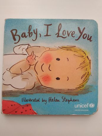 Baby, I love you! Illustrated by Helen Stephens, англійською мовою