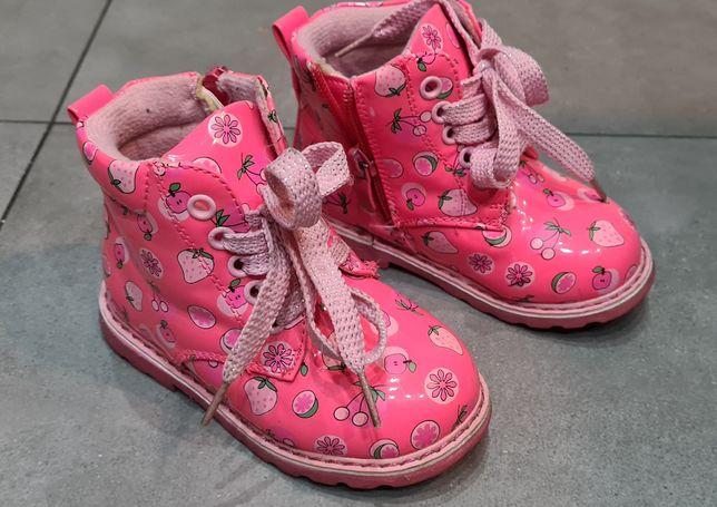 Buty dla.dziewczynki 23