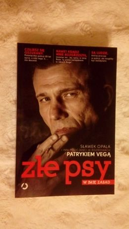 książka Patryk Vega: Złe psy
