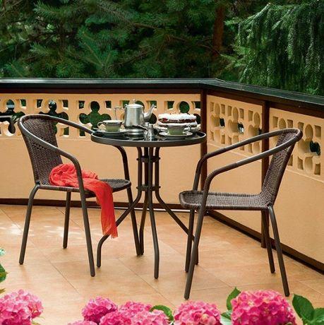 Садовый набор мебели стол +2 стула ПОЛЬША В наличии