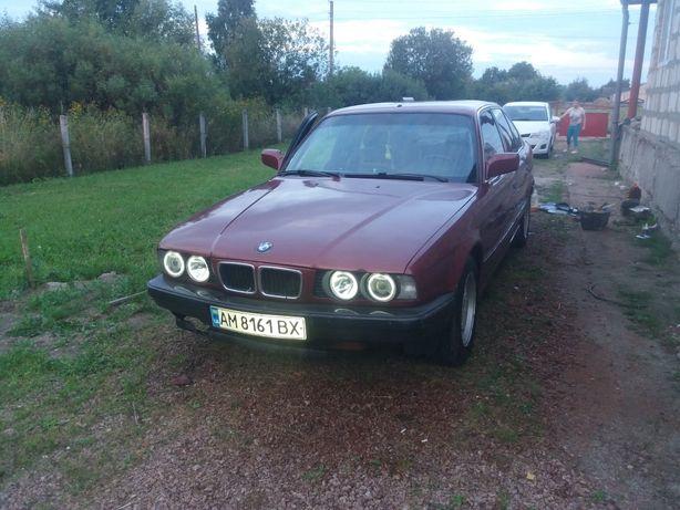 BMW E34 525I m50b25